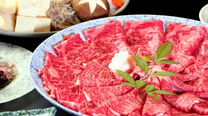 【近江牛すき焼き】≪ファミリーに人気!≫肉の旨味をすき焼きで堪能♪家族旅行応援♪