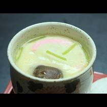 出汁が美味しい茶碗蒸し
