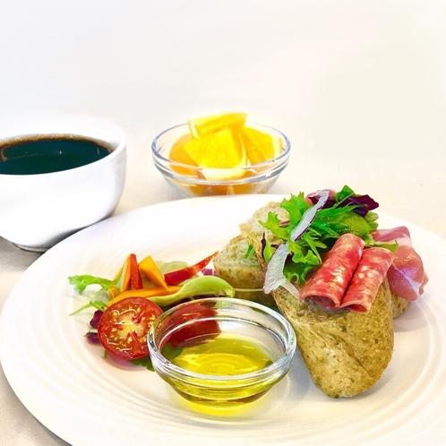 あおさバケット【朝食ブッフェ】