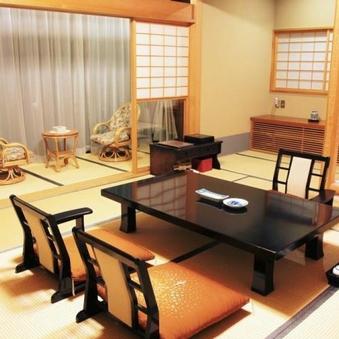 数奇屋造りの和室【客室風呂付】