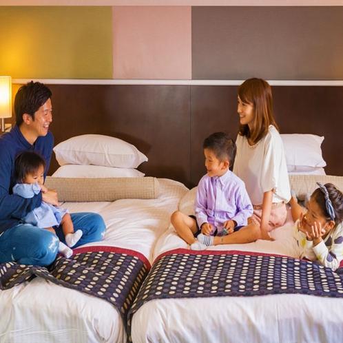■家族で過ごす時間は、一番の幸せジカン♪■