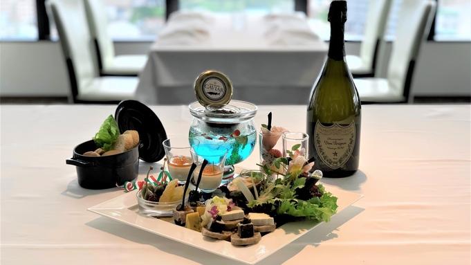 【開業6周年記念】贅沢の極みを味わう。Dom Perignon付きスイートルームステイ @朝食付
