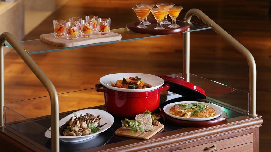 【MILANO】素材の味を上手に引き出すこだわりの料理を、上質な空間で那覇の夜景と共にお楽しみ下さい