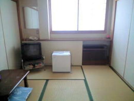 和室4.5畳Wi-Fi対応◇バス・トイレ付◆素泊プラン