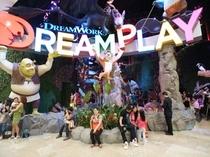 ■DREAMWORKSによるお子様向け遊戯施設「DREAM PLAY」