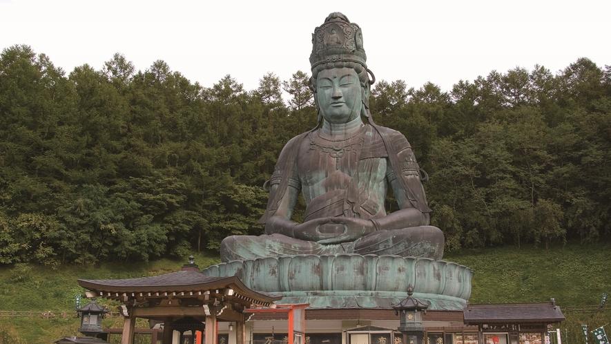 青森市/昭和大仏