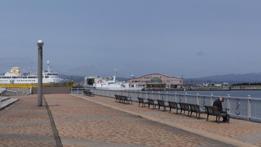 青森市/青い海公園