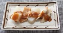 【朝食】生姜味噌おでん