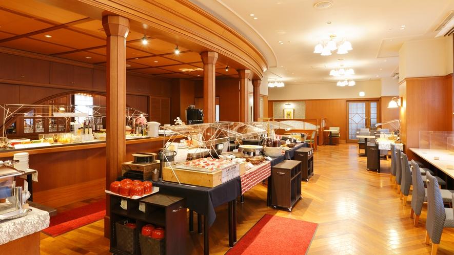 朝食ブッフェ/6:30~9:30まで/1階レストラン「ラ・セーラ」