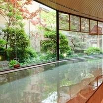讃水館 1階大浴場