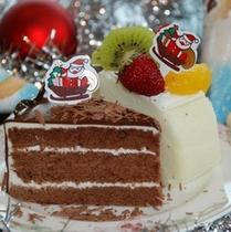 クリスマスケーキセット