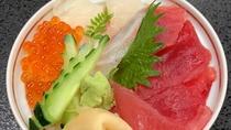 【季節限定】グルメ★高知県沖産キハダマグロと瀬戸内鮮魚の海鮮丼