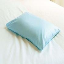 【青色枕】 ご家庭でそば殻などの枕をお使いの方や高い枕をお好みの方にお勧めです。