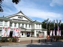 ★★日本最古の芝居小屋『康楽館』★★