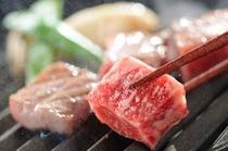 青森県産黒毛和牛のプチステーキ