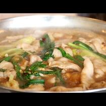 郡上味噌鍋★