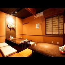レストランサンタベールのお部屋例です。