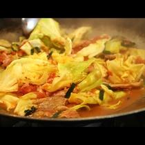 ボルケーノ鍋