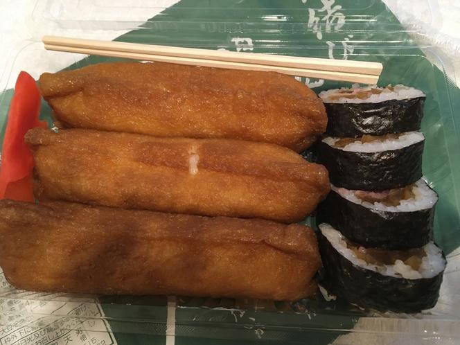 妻沼【聖天様】近くの「聖天寿司」です。