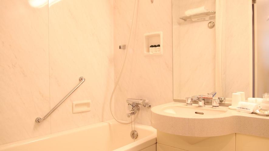 ◆スタンダードシングルバスルーム