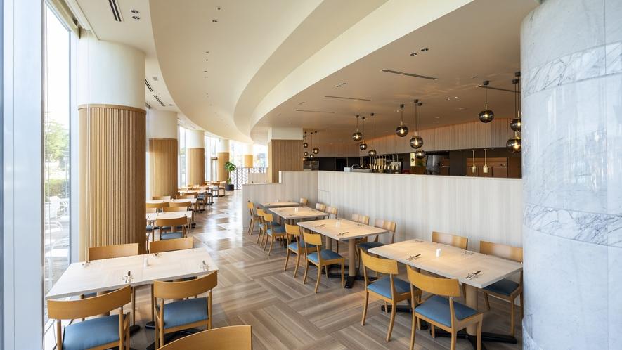 ◆カフェ&レストラン「ヴァン」1F