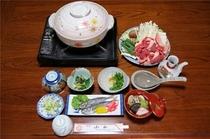 夜食:鍋(一例)