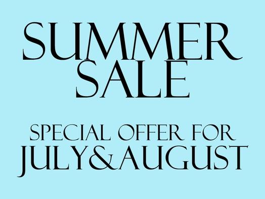 【7月・8月限定】夏休みはコレで決まり!スーペリアツインがお日にち限定で特別価格(お食事なし)