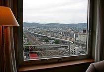 客室からの眺め(イメージ)