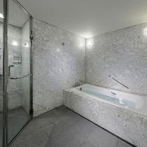 バスルーム(エグゼクティブスイートルーム)