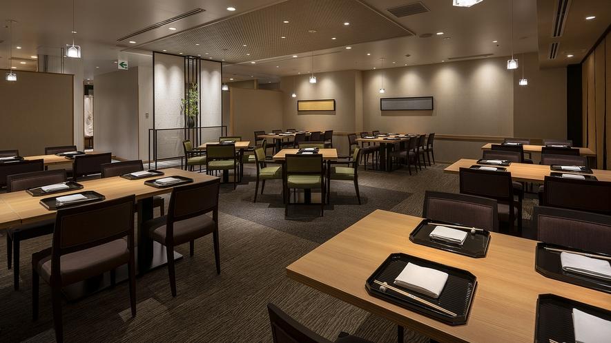 レストラン-和食「浮橋」2