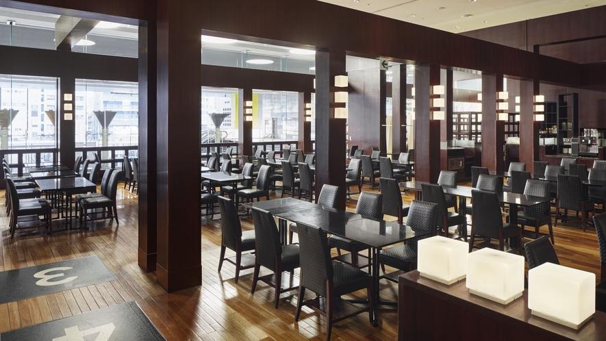 レストラン-カフェレストラン「ル・タン」1