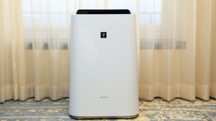 貸出備品-加湿空気清浄機