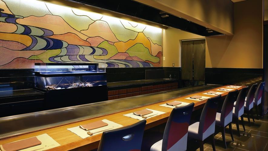 レストラン-鉄板焼「五山望」3