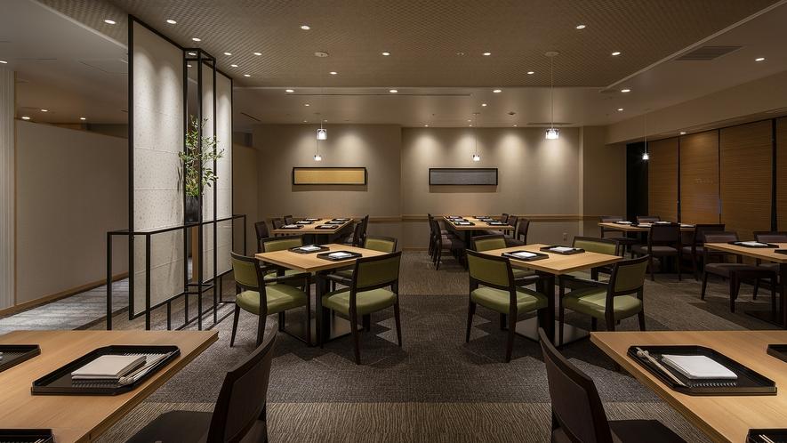 レストラン-和食「浮橋」1