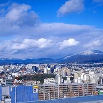 客室からの眺望(比良山方面)イメージ