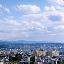 客室からの眺望(桃山方面)イメージ