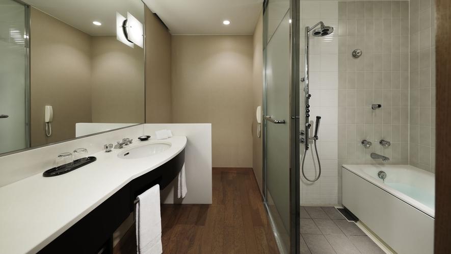 バスルーム-洗い場付き1