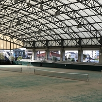 中央公園テニスコート
