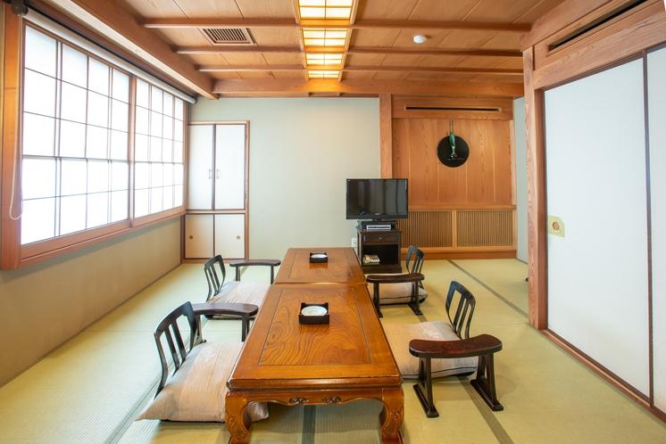 和室1〜6名様(バス・トイレなし)