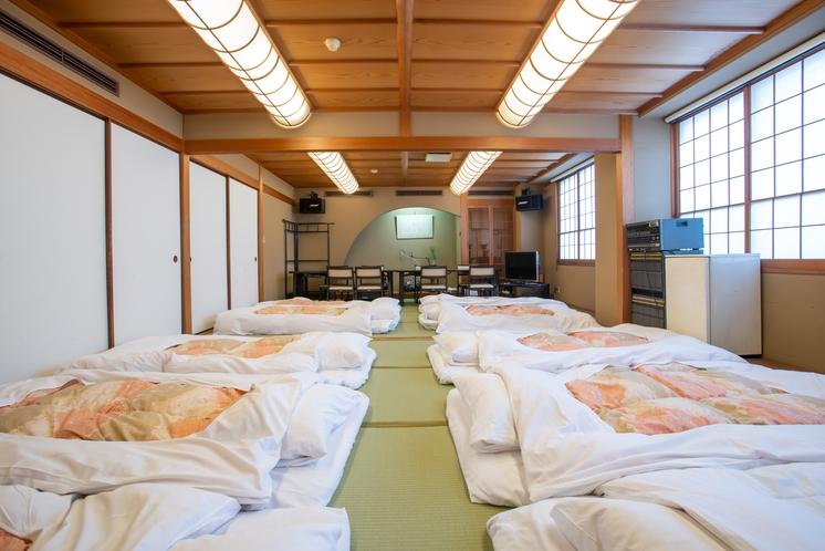 和室1〜10名様(バス・トイレなし)お布団