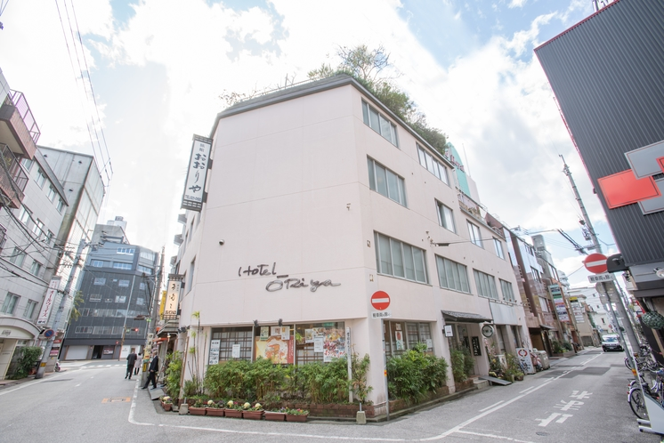 (外観)JR高知駅より徒歩約10分☆観光やビジネスに!