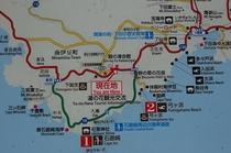 南伊豆地図