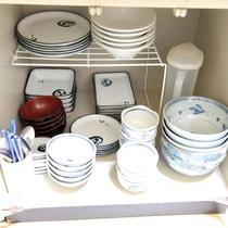 *食器類も完備しておりますので、持ち込みの必要はありません!