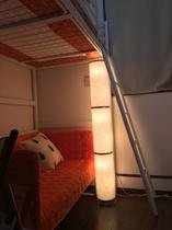 洋室103号室 ロフトベッド