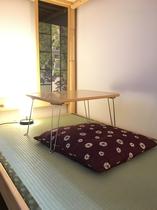 和洋風105号室畳
