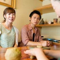 ◆陶器体験◆