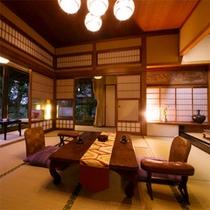 ◆和室8畳「浦島」◆