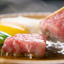 ◆焼き物-佐賀牛陶板焼き-◆
