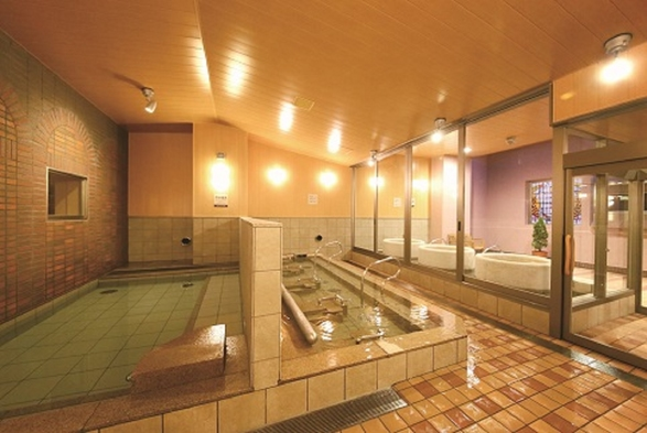 【当日限定】直前割!【JR旭川駅近】天然温泉『みなぴりかの湯』のある街中ホテルに泊まるホテルステイ♪