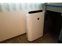 加湿機能付空気清浄器